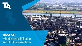 BASF SE – Mitarbeiterqualifikation am TA Bildungszentrum