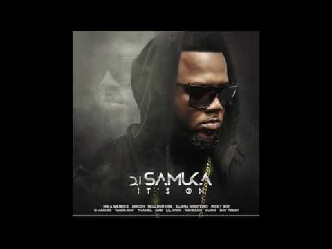 Dj Samuka -Louca Ft Nellson One (Audio)