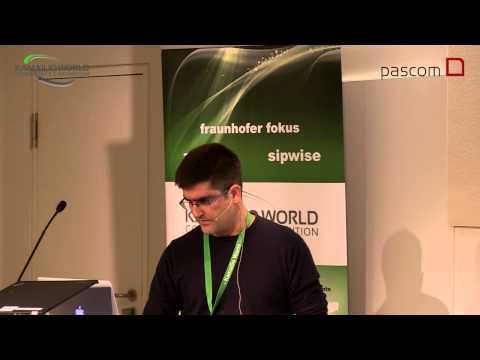 Kamailio World 2015 - Jose Luis Millan - Building WebRTC Applications with JsSIP