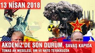 ABD ve Rusya Gerginliği
