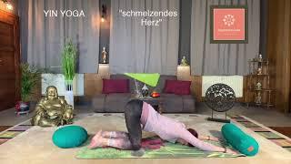 """""""Das schmelzende Herz"""" Yin Yoga"""
