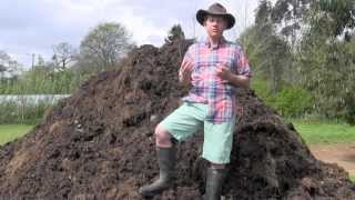 The Importance of Manure In Gardening