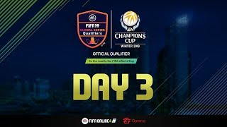 FIFA Online 4 : EACC 2018 Group Stage [Day 3]