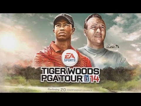 CGR Undertow - TIGER WOODS PGA TOUR 14 Review For PlayStation 3