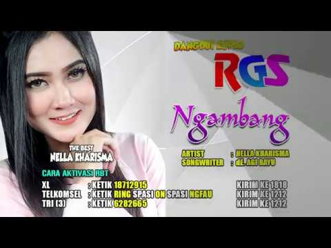 Free Download Nella Kharisma-ngambang-dangdut Koplo-rgs Mp3 dan Mp4