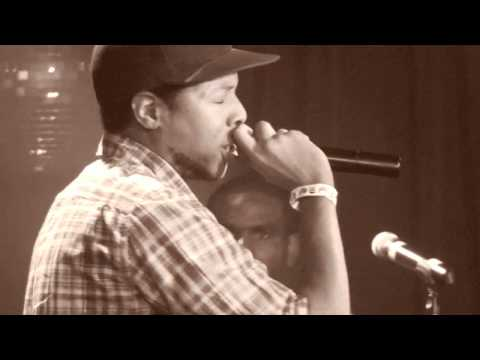 """Kalae All Day, SciryL and Turnstylz, """"Space Travel"""" Live At The Highline Ballroom, 8/13/10"""