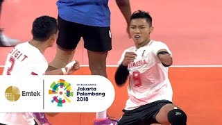 Download Video Highlight Bola Voli Putra - Indonesia vs Thailand | Asian Games 2018 MP3 3GP MP4