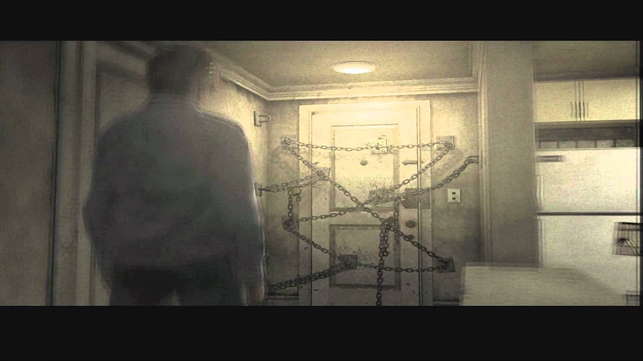 Silent Hill 4 The Room Part 1 Full Hd Gameplay On Pcsx2