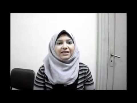 Asmaa Mahfouz  أنا نازلة يوم 25 عشان كرامتي كمصرية