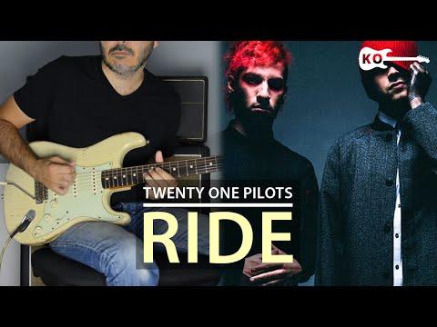 Twenty One Pilots - Ride - Electric Guitar Cover by Kfir Ochaion