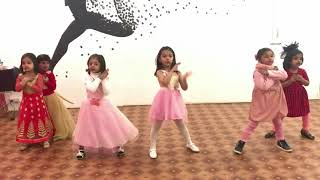 Dance on Fashion Queen Song || By Small Kids || Sweat & Sway Prachi Sharma