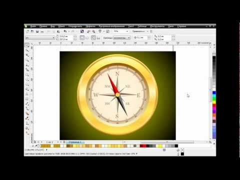 Видеоуроки Corel Draw X5 бесплатно видео ::