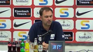 löwen.tv • Pressekonferenz KSV Hessen Kassel - TSV Schott Mainz | 23.08.2017