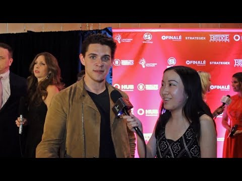 The Permanent Rain Press at the 2017 Lighthouse Pictures VIFF Red Carpet Part 1