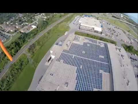Rooftop PV System Installations