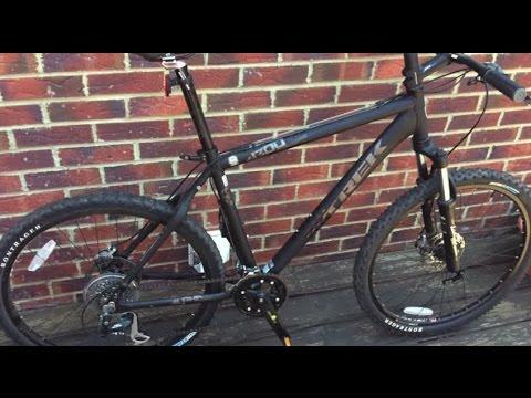 b515b9bdde4 Trek 4300 Mountain Bike - YouTube