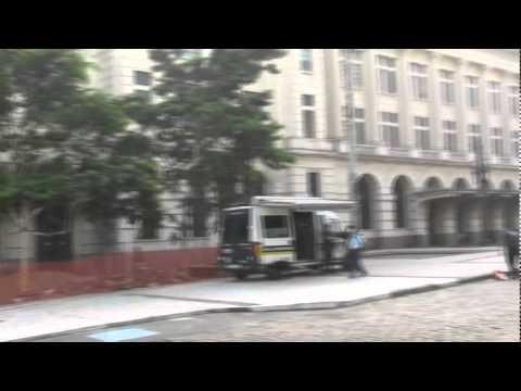 São Paulo (SP) - Estação ferroviária Júlio Prestes - Em busca dos caminhos do Brasil