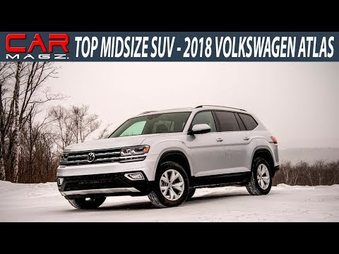 2018 VW Atlas Specs Review and MSRP