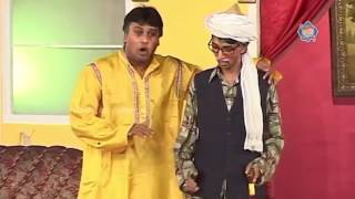Saleem Albela and Tahir Noushad New Pakistani Stage Drama Full Comedy Clip