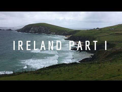 Ireland Travel Vlog [Part 1]