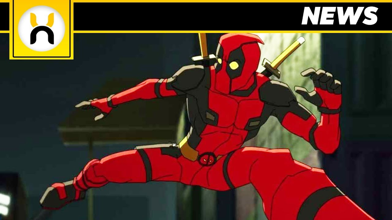 Superb Cancelled Deadpool Animated Series Footage LEAKED