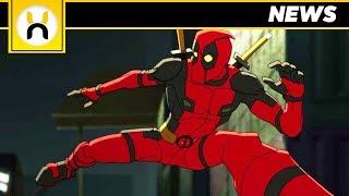 Cancelled Deadpool Animated Series Footage LEAKED