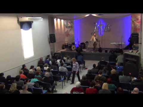 Casa de DIOS Ballester Pastor: Job Nahshon Ashitiba