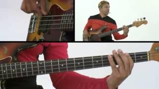 Bass Guitar Lesson - #29 - Atomic Bass - Kai Eckhardt