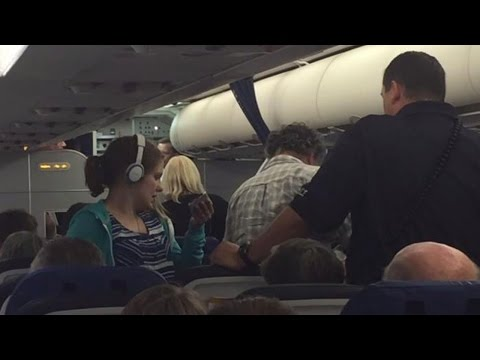 Thumbnail: Was United Airlines Right To Kick This Family Off A Flight? [VIDEO]