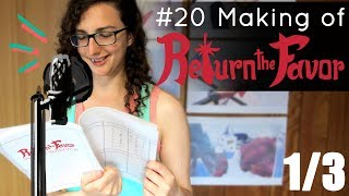 1/3 Anime Japanese voice actors #20 Making of Return the Favor - Animated Short Film