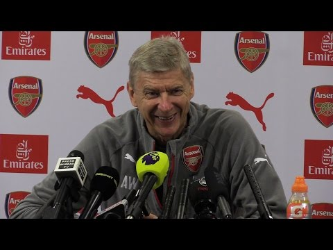 Arsene Wenger Full Pre-Match Press Conference - Arsenal v Southampton