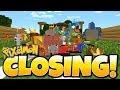 Minecraft PIXELMON IS GOING AWAY! Popular Pokemon Mod is Closing Doors!