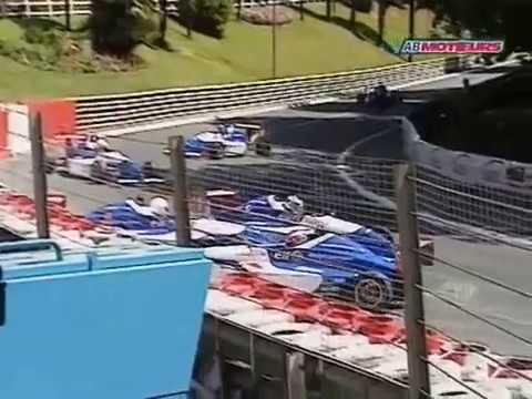 2006 Formula Campus @ Pau - Pile Up