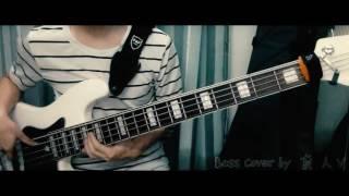 【TAB】夏目友人帳 伍 ED「茜さす」【Bass Cover by Yuujin V】