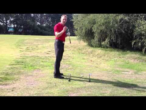 Golf Slice, How To Hit A Slice In Golf, Golf Tips By Gavin PGA Australia