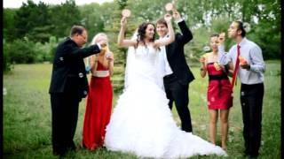 Свадьба Денисовых (часть 1)