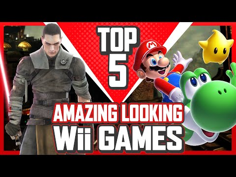 5 Amazing Looking Wii Games - JurassicNinja