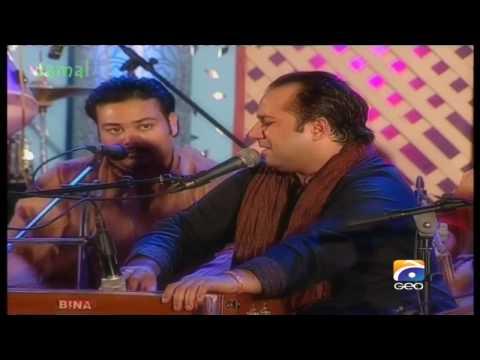 Rahat Fateh Ali Khan - Jiya Dhadak Dhadak Jaaye - A Live Concert