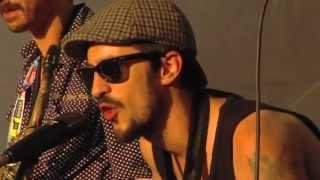 Muchachito Bombo Infierno Live -  La Quiero a Morir @ Sziget 2012.