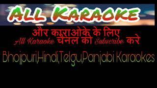 #3Hindi karaoke Chunri Chunri Fill Hd karaoke