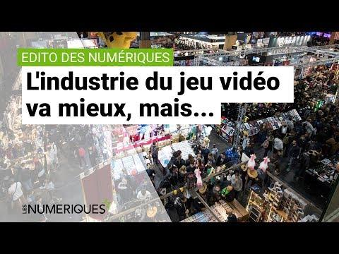 La Chronique des Numeriques : L'industrie du jeu vidéo va bien mais ... !