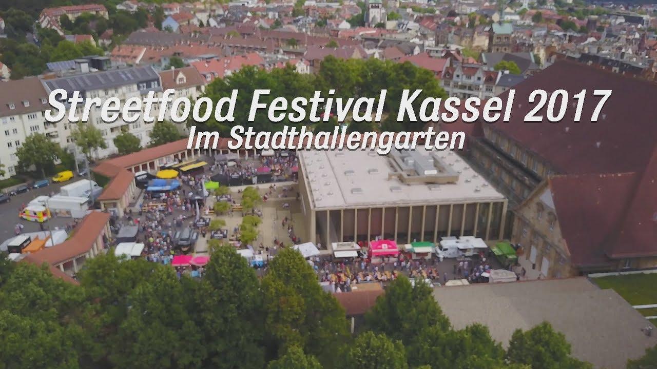 Streetfood Festival Kassel 2017 Youtube