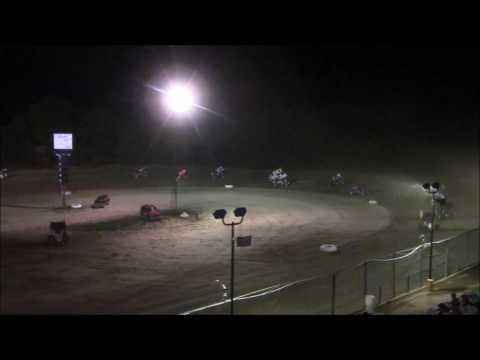 Butler Motor Speedway Sprint Feature 7/1/17