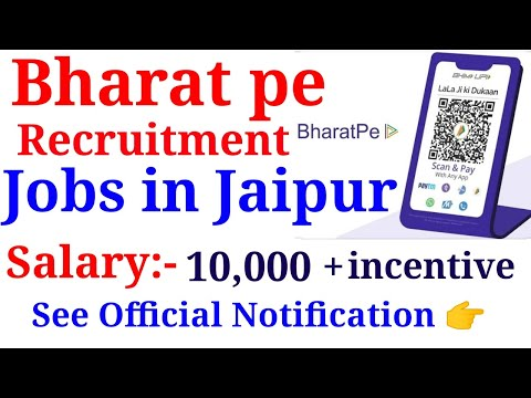 jobs-in-jaipur-|-bharat-pe-recruitment-2020-|-special-private-jobs-all-over-india