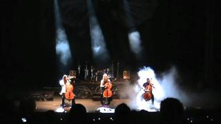 Apocalyptica - Nothing Else Mastters (Bogota - Colombia 2012)