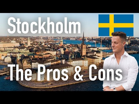 The Pros & Cons of Living In Stockholm