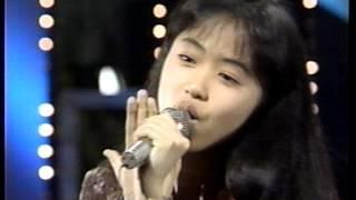 小川範子 1990.