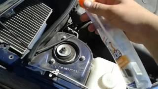 видео Устранение запахов из системы вентиляции автомобиля
