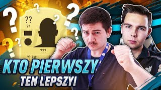 KTO PIERWSZY, TEN LEPSZY vs PLKD! | FIFA 19