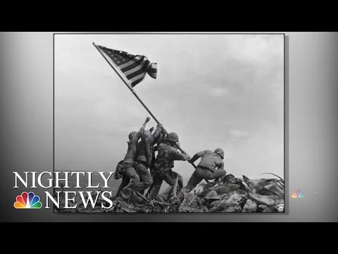 Marines Say One Of The Men In Iwo Jima Flag Raising Photo Was Misidentified | NBC Nightly News